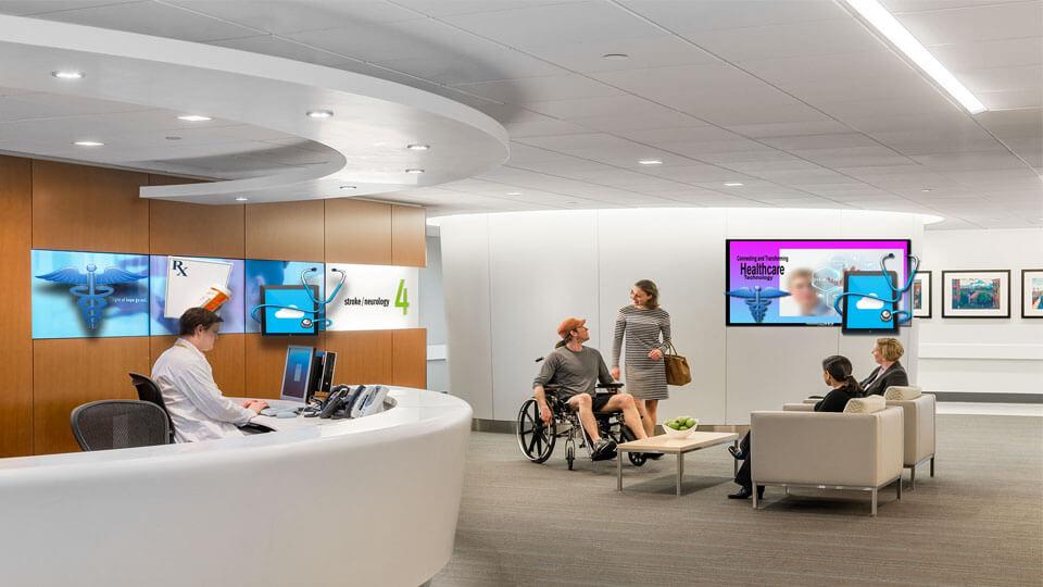 Hospitals & Healthcare | iwhiteStone